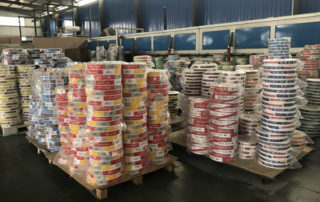 gypsum edge tape warehouse
