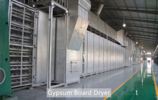 Gypsum Board Dryer